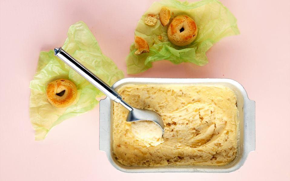 Παγωτό σαν μηλόπιτα-ζαχαροπλαστείο νέο ψυχικό-desserts.gr