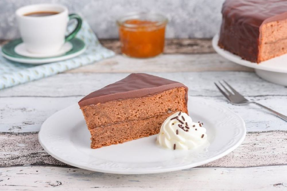 sacher torte-desserts-ζαχαροπλαστείο στο νέο ψυχικό