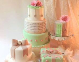 Ζαχαροπλαστείο-Desserts-Γάμος