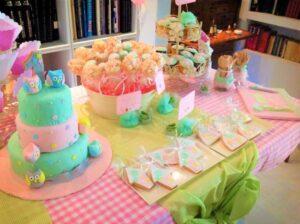 Ζαχαροπλαστείο-Desserts- Παιδικό πάρτι
