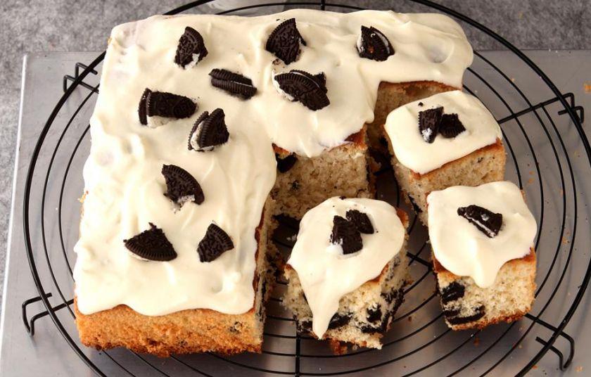 κέικ cookies and cream-desserts-ζαχαροπλαστείο στο νέο ψυχικό
